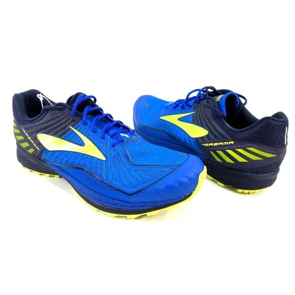 8dca1fdb9b8b8 Brooks Mazama Men s Trail Running Training Shoes
